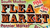 South Molton Flea Market