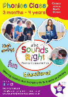 Sounds Right Phonics Classes North Devon