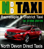 North devon direct taxis