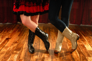 Line Dance Classes in Barnstaple